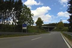 03 Das erste Mal unter der Autobahn durch