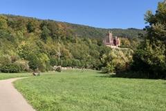 127_Ruine Hintezburg bei Neckarsteinach
