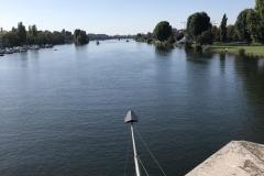 132_Letzter Blick auf den Neckar bei Heidelberg