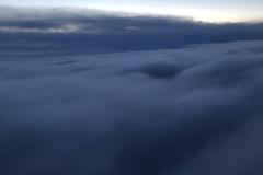 0003 - Über den Wolken ...