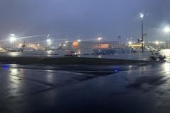 0006 - Flughafen Frankfurt beim Landeanflug