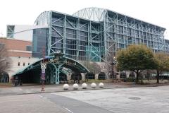 0030 - Das Minute Maid Park Stadion, Heimat der Houston Astros
