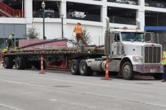 0035 - Ein typischer Truck bei einer typischen Großbaustelle