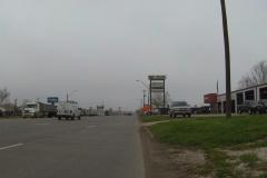 0049 - Durchfahrt durch Liberty, meinem heutigen Etappenziel