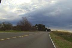 0076 - Abfahrt in Cameron, der Himmel sieht so unscheinbar aus