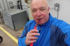 0083 - Stärkung an einer Tankstelle (100% pure meet lt. Etikett)