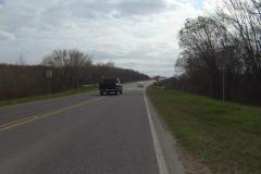 0093 - Zwischendurch auch mal Verkehr auf dem Highway 90