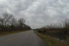 0110 - Selbst die kleinsten Farmroads sind wie mit dem Lineal gezogen