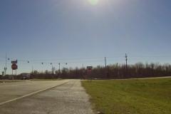 0124 - Kreuzungswirrwar beim einbiegen auf die Interstate