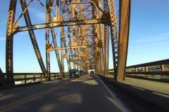 0130 - Letzte Brücke des Tages, direkt vor Morgan City