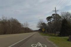 0139 - Ist ja klar, hier ist ja auch der Seitenstreifen als Radweg ausgewiesen