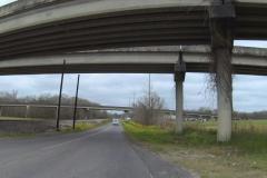 0169 - Oben drüber die Interstates, unten schön verkehrsarm