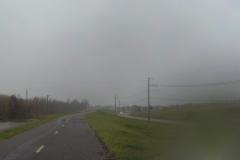 0174 - Kaum ging's südwärts setzte der Regen ein