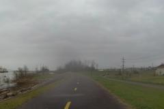 0177 - Aber erstmal ging es noch nass im Regen weiter
