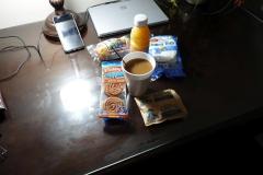 0199 - Negativausbeute: das Frühstück