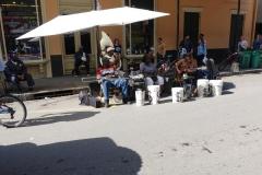 0223 - Straßenmusikanten im wahrsten Wortsinn