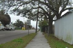 0227 - Hier war es auf dem Gehweg sicherer zu fahren