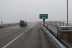 0235 - Zur Ausfahrt aus Bay Saint Louis geht es natürlich über die Bay Saint Louis