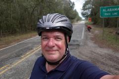 0248 - Und ganz nebenbei überquere ich auch noch die Grenze nach Alabama