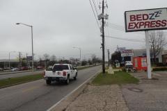 0255 - Verkehrsreich wurde es dann wieder am Airport-Boulevard