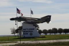 0275 - Der Battleship Memorial Park - berühmtes Ausflugsziel in Mobile, aber ohne Auto für mich unerreichbar