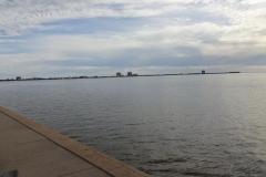 0317 - In der Ferne liegt Pensacola Beach
