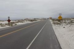 0330 - Endlich taucht Navarre Beach in der Ferne auf