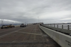 0287 - Hier war die Welt noch in Ordnung - Überquerung der North Bay bei Panama City Beach