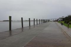 0359 - Apalachicola, im Hintergrund sieht man schon die Brücke