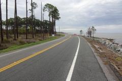 0364 - Reparaturbedürftiger Highway direkt am Meer