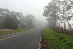 0365 - Zum Start herrschte dichter Nebel
