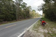0372 - Je näher ich Wakulla Springs kam, umso kleiner wurden die Straßen