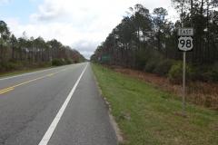 0404 - Einsam und ewig lang zieht sich der Highway gen Osten