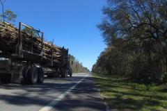 0409 - Nur unterbrochen von überholenden LKW
