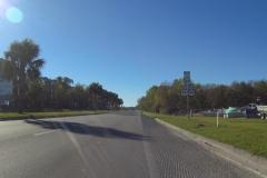 0412 - Schnurgerader Highway, wenn nur der abgefräste Seitenstreifen nicht wäre