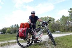 0429 - Mein Fahrrad und ich :-)