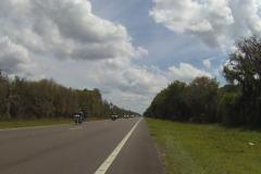 0436 - Auch Amerikas Motorradfahrer nutzen das gute Wetter zu einer Ausfahrt