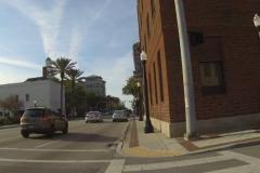 0446 - Dann durch Downtown Lakeland