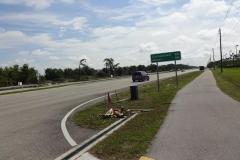 0493 - Zum ersten Mal ist Miami angeschrieben