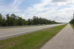 0494 - Noch ist der Tamiami-Trail sechsspurig ausgebaut