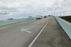 0541 - Noch über diese Brücke, dann bin ich in Key Largo angekommen
