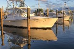 0547 - Fast jedes Boot ist zum Hochseeangeln ausgerüstet