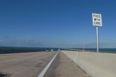 0575 - Und noch immer kein Ende der Brücke in Sicht