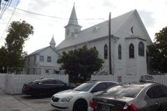 0606 - Abfahrt in der Innenstadt von Key West