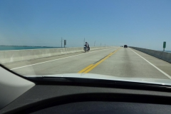 0615 - Und plötzlich kommen Radreisende entgegen