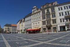 Marktplatz von Zittau