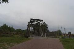 Einfahrt nach Ueckermünde