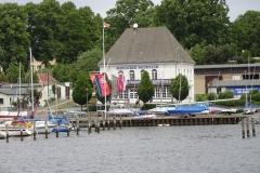 Der vornehme Rostocker Yachtclub