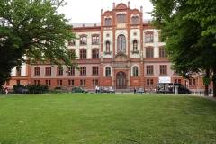 Und schließlich die Universität von Rostock