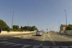 358 - Und los gehts durch den Stadtverkehr von Avignon